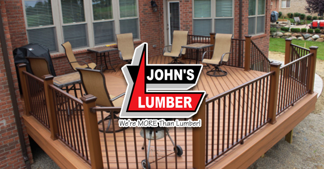 John's Lumber Visit Us at the Home Show 2017
