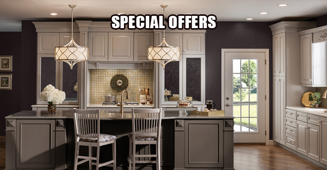 John's Lumber Kitchen and Bath Week Special Offers