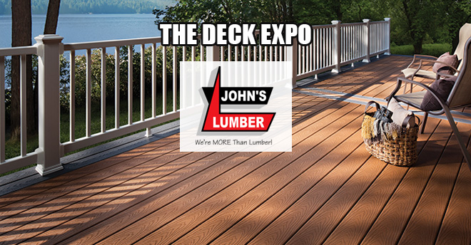 John's Lumber The Deck Expo 2017