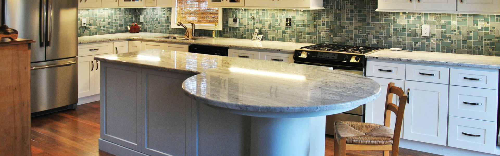 Countertop page banner