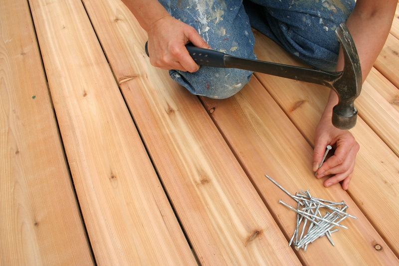 John's Lumber Building a Deck to Improve Your Resale Value