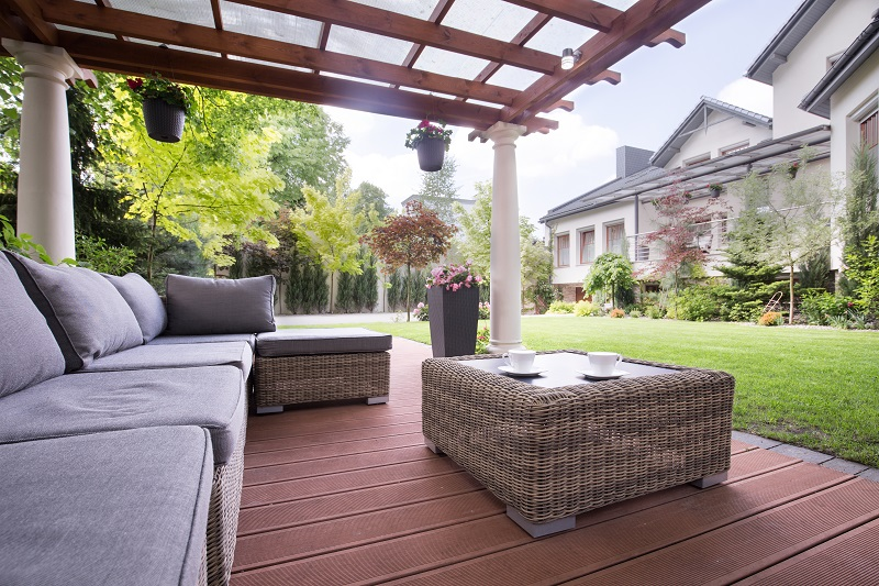 Johns Lumber How a New Deck Can Change Your Summer