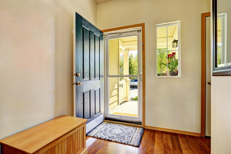 Johns Lumber Storm Door