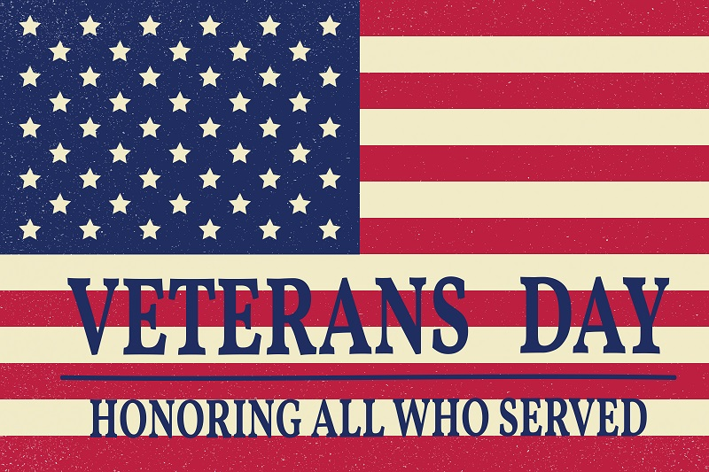 John's Lumber Veterans Day November 11 2019