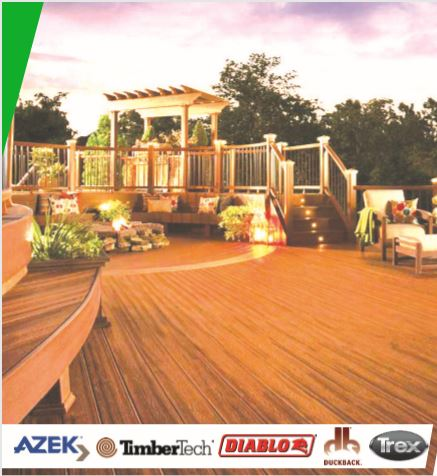 John's Lumber Indoor Deck Expo 2020