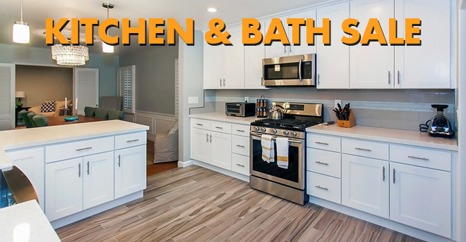 John's Lumber Kitchen & Bath Sale 2020